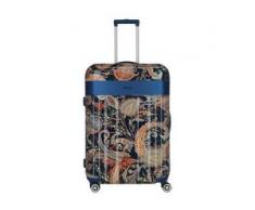 Titan Spotlight Flash L 4-Rollen Trolley 76 cm paisley blue