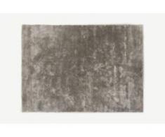 Merkoya Teppich (200 x 300 cm), Grau