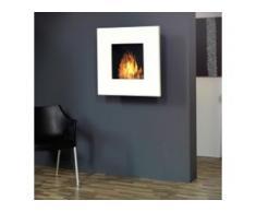 muenkel design square fire 75 [quadratischer Bioethanol Wandkamin]