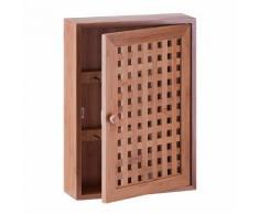Schlüsselkasten Abbie - Bambus