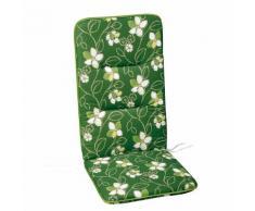 Polsterauflage Akelai - Floral gemustert - Grün - Niederlehner - 100 x 50 cm