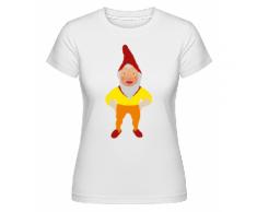 Süßer Gartenzwerg - Shirtinator Frauen T-Shirt