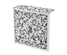 Paperflow Büro-Rolladenschrank ORNAMENT - HxBxT 1000x1100x415 mm