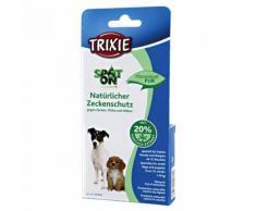 Trixie bogacare® Spot On Natürlicher Zeckenschutz für Hunde 3 x 0,75 ml