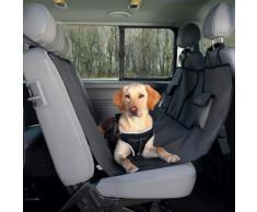 Trixie Auto-Schondecke schwarz-braun