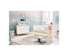 2-tlg. Babyzimmer Round breit
