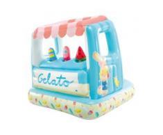Baby-Pool & Spielhaus Eisstand 2in1