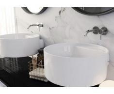 Steinberg Serie 100 Waschtisch-Wand-Einhebelmischer (Fertigmontageset)