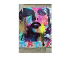 Leinwandbild, Graffiti, IMPRESSIONEN living