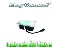 SPOT Light Gartenleuchte »Easy Connect«, Marke: CALI, EASY CONNECT Einbaulichter DECK 6x10 cm 2 W Blau