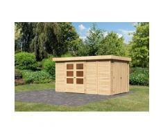 WOODFeeling Gartenhaus »Retola 6«, BxT: 404x262 cm