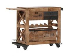 Gutmann Factory Servierwagen »Warehouse«, im angesagtem Vintage look