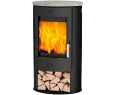 Fireplace Kaminofen »Zaria Speckstein Top«, 6 kW, Zeitbrand