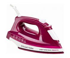 RUSSELL HOBBS Dampfbügeleisen Light&Easy Brights 24820-56, 2400 W, mit antihaftversiegelter farbiger Keramik-Bügelsohle