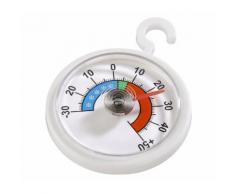 Xavax Kühlschrankthermometer Gefrierschrankthermometer rund »Thermometer für Kühlschrank«
