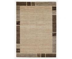 Teppich »Natura Silk Greny«, OCI DIE TEPPICHMARKE, rechteckig, Höhe 20 mm, handgeknüpft, Wohnzimmer