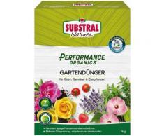 Scotts Substral Pflanzendünger »Naturen Performance Organics Gartendünger«, 1 kg
