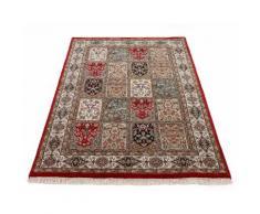 Orientteppich »Orientteppich Bakhtiar«, Woven Arts, rechteckig, Höhe 15 mm, handgeknüpft, Wohnzimmer, reine Wolle