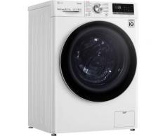 LG Waschtrockner V7WD107H2E, 10,5 kg, 7 kg 1400 U/min