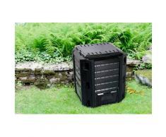Prosperplast Komposter »380 l«, BxTxH: 72x72x83 cm, 380 l