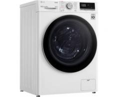 LG Waschmaschine Serie 4 F4WV409S1, 9 kg, 1400 U/min