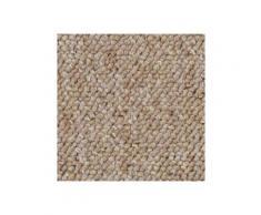 Teppichboden »Schlinge gemustert«, Bodenmeister, rechteckig, Höhe 6 mm, Meterware, Breite 500 cm, uni, Wunschmaß