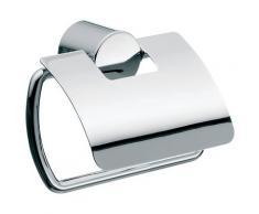 Emco Toilettenpapierhalter »Rondo 2«, mit Deckel, chrom