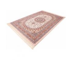 Teppich »Classic 3216«, Böing Carpet, rechteckig, Höhe 10 mm, Orient-Optik, mit Fransen, Wohnzimmer
