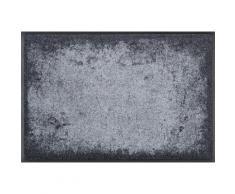 Fußmatte »Shades of Grey«, wash+dry by Kleen-Tex, rechteckig, Höhe 7 mm, Fussabstreifer, Fussabtreter, Schmutzfangläufer, Schmutzfangmatte, Schmutzfangteppich, Schmutzmatte, Türmatte, Türvorleger, waschbar