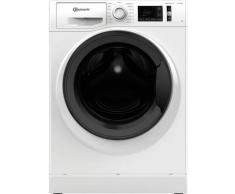BAUKNECHT Waschmaschine Super Eco 8421, 8 kg, 1400 U/min, 4 Jahre Herstellergarantie