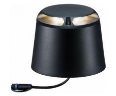 Paulmann LED Sockelleuchte »Outdoor Plug & Shine Bodenaufbauleuchte«, IP67