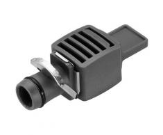 GARDENA Bewässerungssystem »Micro-Drip-System, 13011-20«, (Set, 18-tlg), Start Set Pflanzreihen M, Tropfrohr oberirdisch