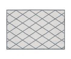 Fußmatte »Scale«, Zala Living, rechteckig, Höhe 7 mm, Schmutzfangmatte, Rauten Design, In- und Outdoor geeignet