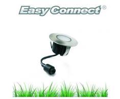 SPOT Light Gartenleuchte »Easy Connect«, Marke: CALI, EASY CONNECT Einbaulichter DECK Ø 7,5 cm 2 W Weiß