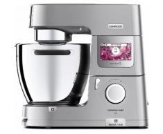 KENWOOD Küchenmaschine mit Kochfunktion Cooking Chef XL KCL95.424SI, 1500 W, 6,7 l Schüssel, mit integrierter Waage und umfangreichem Zubehör