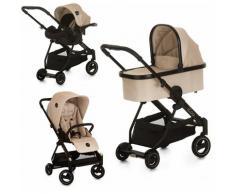 iCoo Kombi-Kinderwagen »Acrobat XL Plus Trio Set Sahara«, Kinderwagen