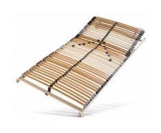 Lattenrost, »Perfekta«, Beco, 42 Leisten, Kopfteil manuell verstellbar, Fußteil nicht verstellbar, Ideal für Doppelbetten geeignet