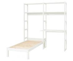 Hoppekids Jugendzimmer-Set »Skagen«, (Set, 13-St), inkl. Bett und Schreibtisch