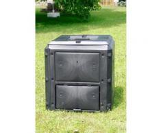 KHW Komposter »Bio Quick Basismodell«, BxTxH: 75x75x80 cm, 420 l