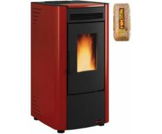 Extraflame Pelletofen »Ketty«, 6,5 kW, Zeitbrand, 290 W, 230 V
