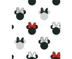 Disney Vliestapete »Minnie Mouse Sparkle«, (1 St), Silber - 1005x52 cm