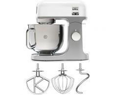 KENWOOD Küchenmaschine kMix KMX 750WH, 1000 W, 5 l Schüssel, inkl. 3-tlg. Patisserie-Set und 5l Schüssel