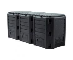 Prosperplast Schnellkomposter »Compothermo«, BxTxH: 198x72x83 cm, 1200 l