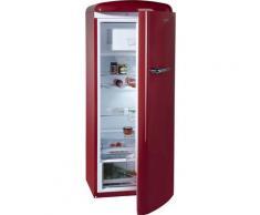 GORENJE Kühlschrank ORB153R, 154 cm hoch, 60 cm breit, 154 cm hoch, 60 cm breit