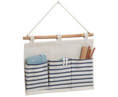 Zeller Present Hängeaufbewahrung »Stripes«, BxT: 35x25,5x cm, mit 3 Fächern