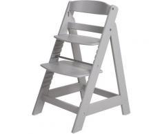 roba® Hochstuhl »Treppenhochstuhl Sit up III, taupe«, aus Holz