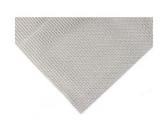 Antirutsch Teppichunterlage »GITTER - Grau«, Primaflor-Ideen in Textil, (1-St), Gitter-Rutschunterlage mit Gleitschutz, rutschfest ohne Kleber, individuell zuschneidbar