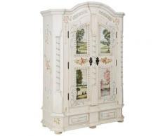 Premium collection by Home affaire Kleiderschrank »Sophia« in zwei unterschiedlichen einzigartigen Ausführungen der Schrankfronten, Höhe 187 cm