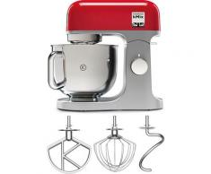 KENWOOD Küchenmaschine kMix KMX 750RD, 1000 W, 5 l Schüssel, inkl. 3-tlg. Patisserie-Set