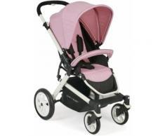 CHIC4BABY Sport-Kinderwagen »Boomer, rosa«, mit schwenk- und feststellbaren Vorderrädern Kinderwagen, Buggy, Sportwagen, Kinder-Buggy, Kinderbuggy